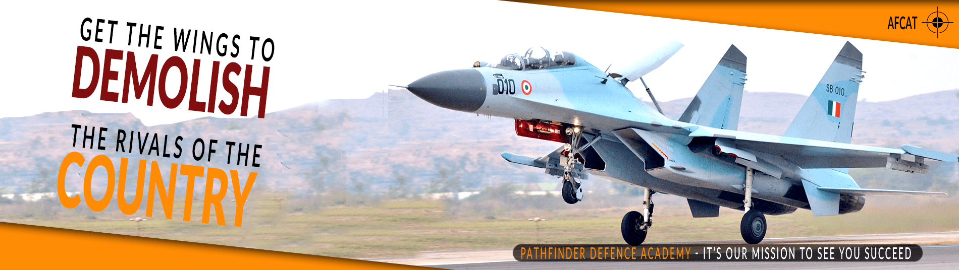 Pathfinder Defence Academy Lucknow