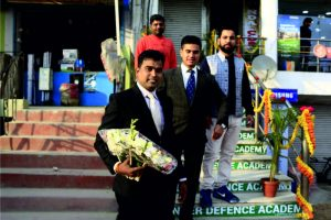 Best Defence Training In Lucknow | CDS Coaching in Lucknow