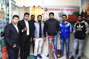 NDA Coaching in Lucknow