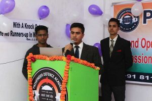 No 1 Air Force - Navy Academy in Lucknow