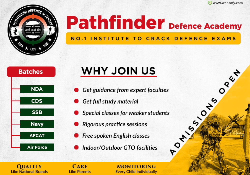 1 Best Defence Coaching in Lucknow | Top Defence Coaching