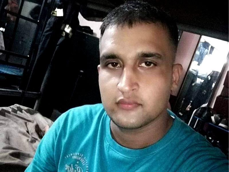 Amarjeet Singh CDS – 2018
