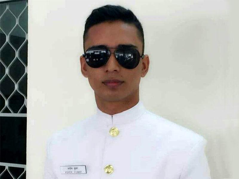 Arya Bishnoi INDIAN NAVY – 2018