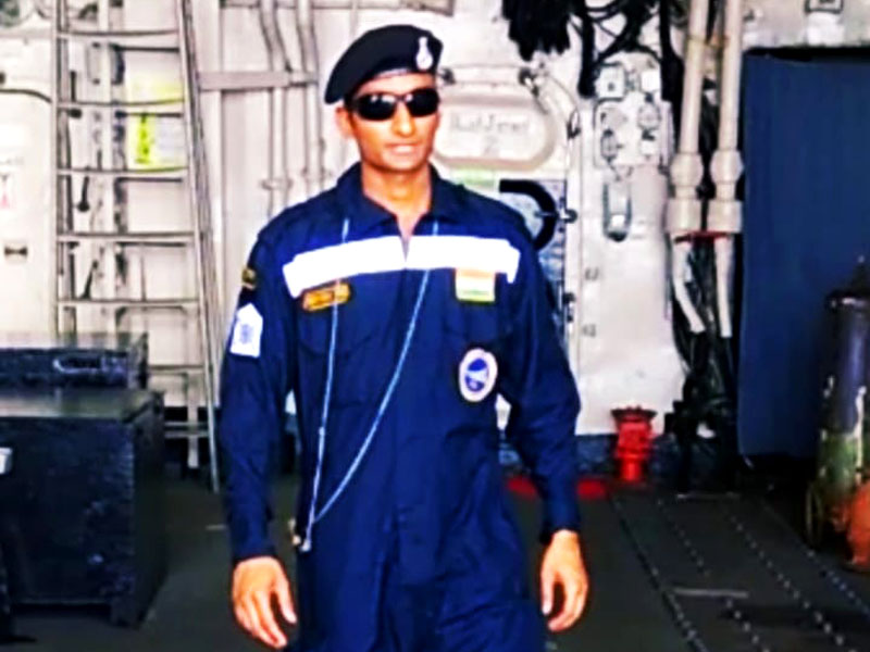 D.N. Singh INDIAN NAVY (MARCOS) – 2018