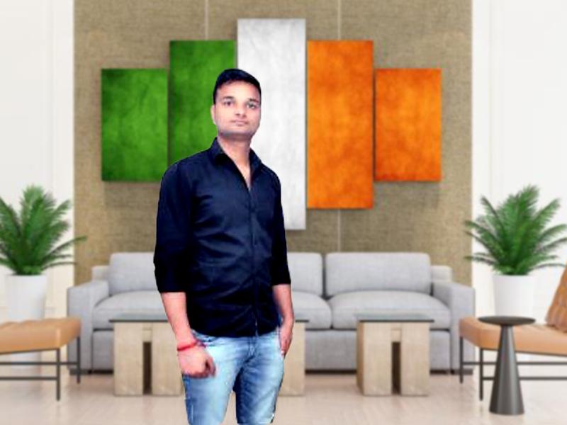 Deepak Yadav NDA – 2018