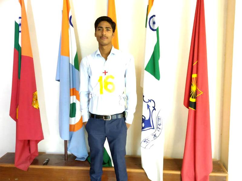 Prakhar Singh NDA – 2018